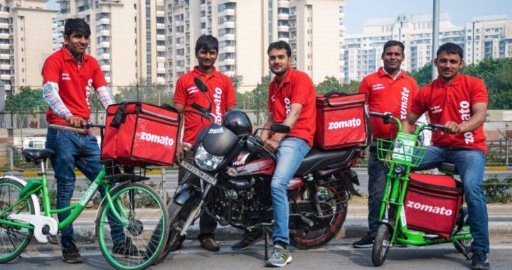 India: Food delivery service Zomato to transition to fully-electric fleet by 2030