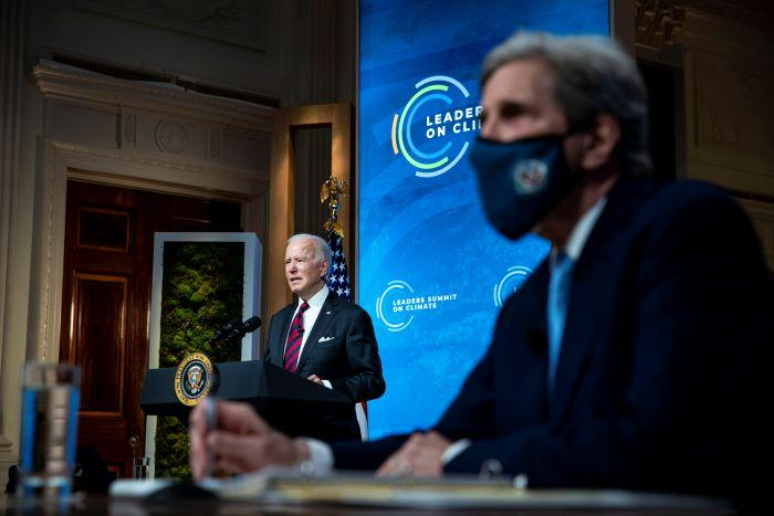 Biden summit adjusts temperature for climate action, but it's still below optimum