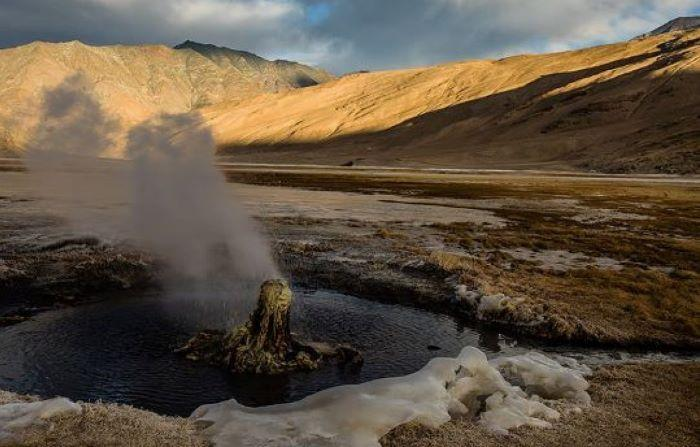 India bets on geothermal energy and green hydrogen for a carbon neutral Ladakh
