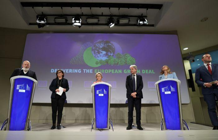 EU's climate plans: Fit for whom?