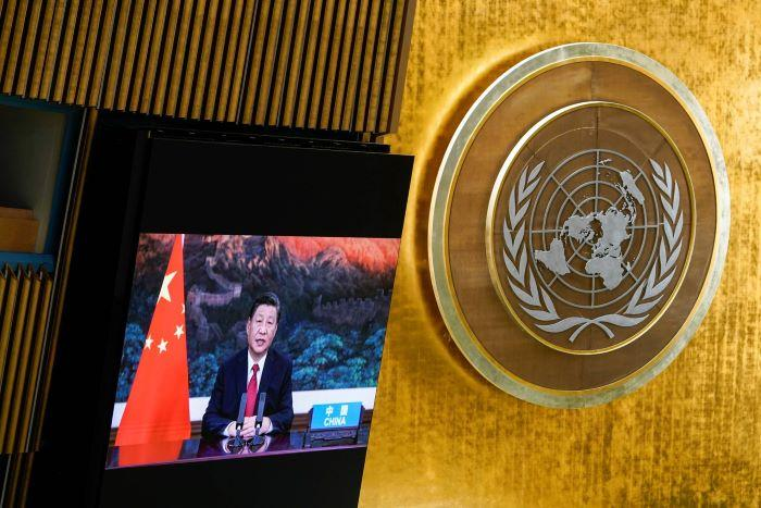China commits to stop building coal projects abroad