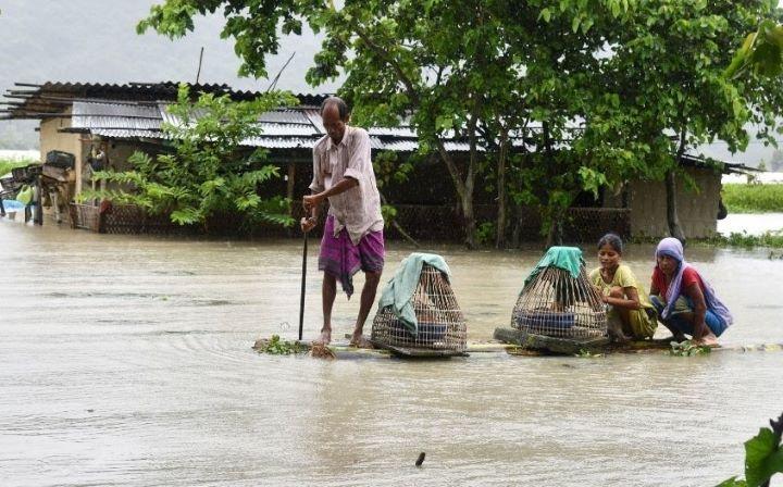ISRO develops flood hazard atlases for Assam, Bihar and Odisha