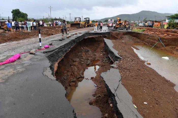 Floods, landslides kill hundreds in India; experts blame climate change for intense monsoon