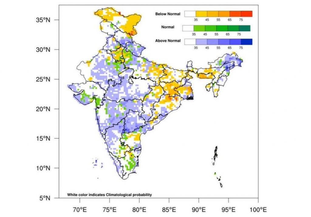 """IMD predicts """"normal"""" monsoon, third in a row"""