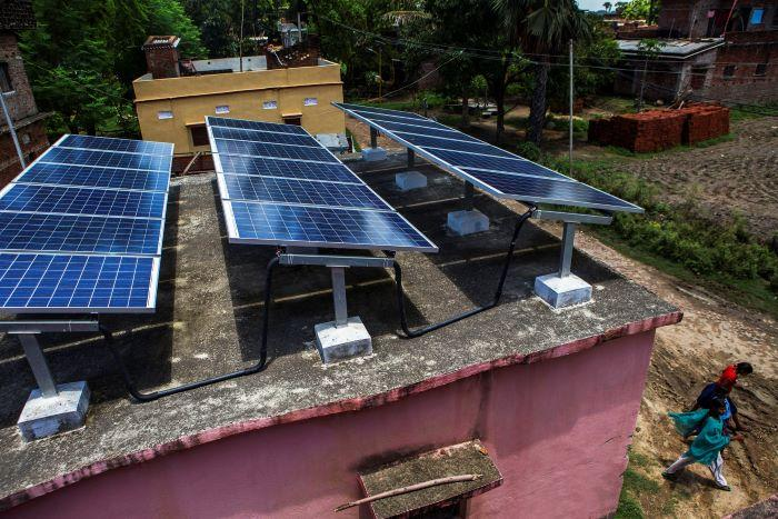 2021 to be the second-largest year for India's rooftop solar after 2018?
