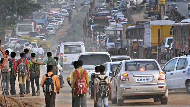 84 Indian cities submit air quality improvement plans