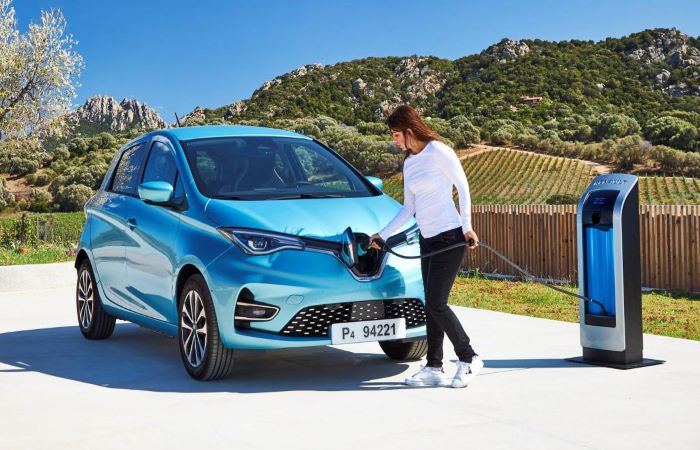 Germany: Lease the Renault Zoe EV free of cost
