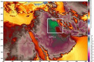 Kuwait, Saudi Arabia sizzle at record temperatures, India not far behind