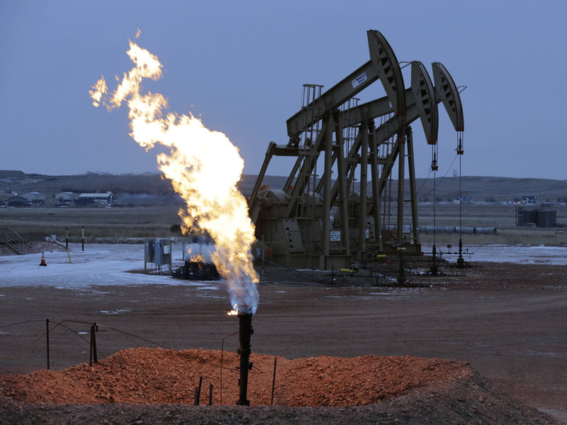 Does the Trojan horse burp natural gas?
