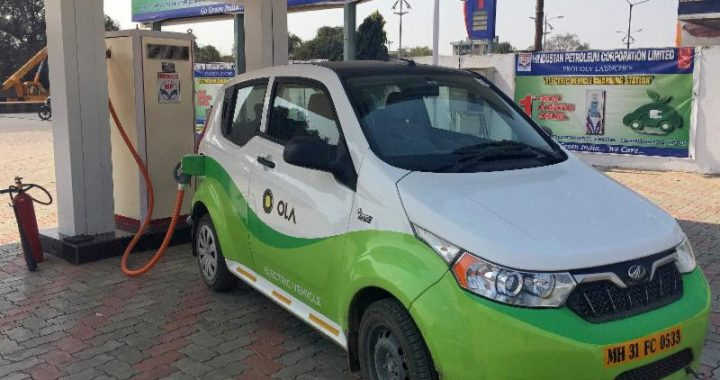 Ola says India not ready for 4-wheeler EVs, raises funds from Ratan Tata