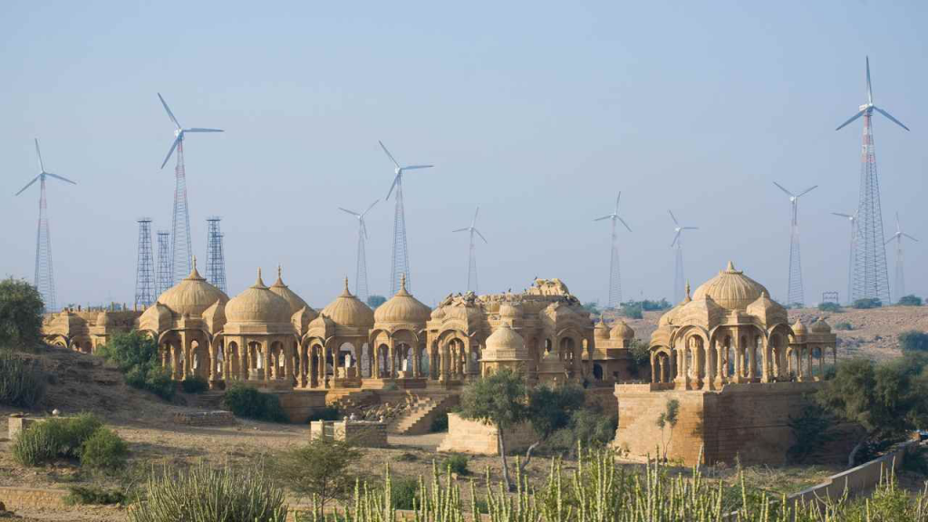 India's renewable energy generation grew slowest in 4 years
