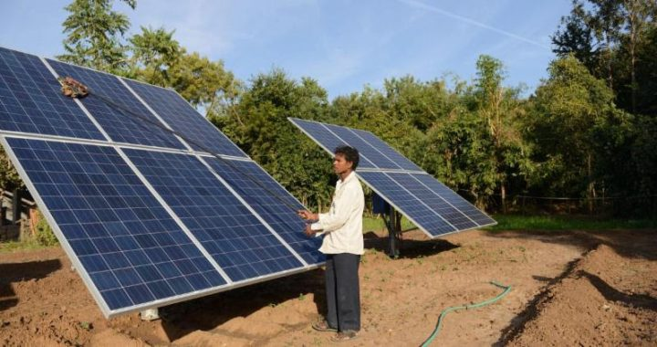 Sharp decline in India's solar installations, govt. keeps chin up despite slump in renewables growth